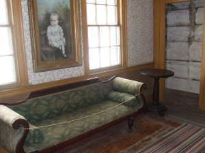 Front parlor, Fairfield House