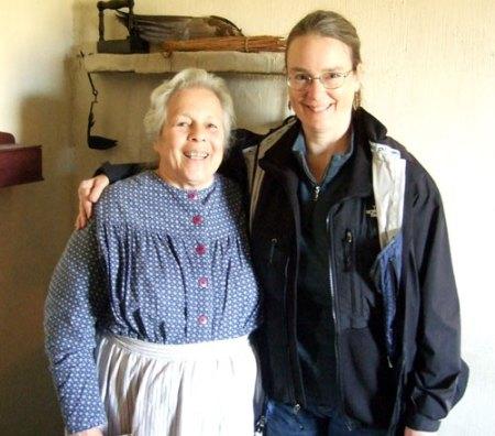 Jean Hornburg & Kathleen Ernst