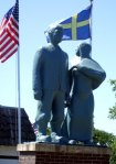 Swedish Statue