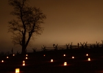 Antietam National Battlefield Illumination