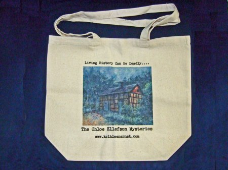 Chloe Ellefson Tote Bag
