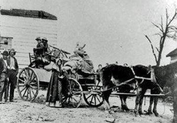 Civil War refugees