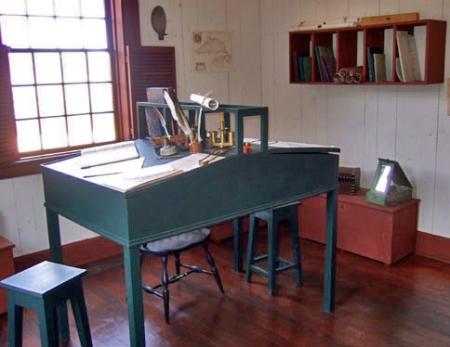 Clerks Desk Grand Portage