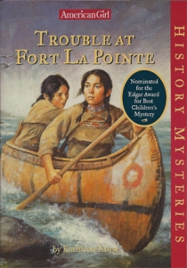 Trouble At Fort La Pointe Cover300DPI