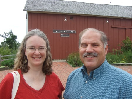 Kathleen Ernst & Marty Perkins