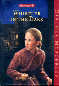 Whistler in the Dark Cover