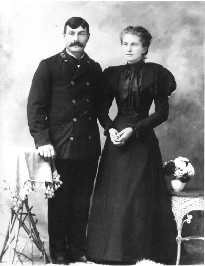 Charles and Mollie Boshka