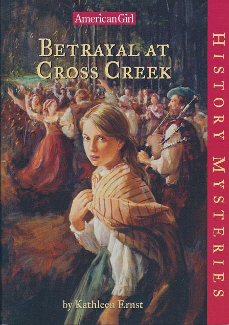 Betrayal At Cross Creek448w