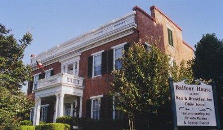 Vicksburg Balfour House