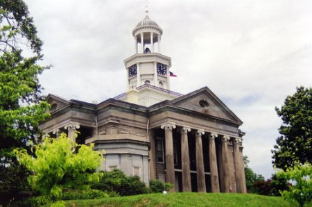 Vicksburg courthouse