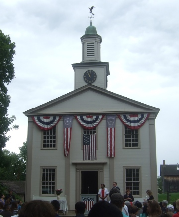 Town Hall Genesee Country Village