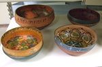 Vesterheim ale bowls