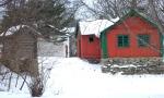 Vesterheim Valdres snow