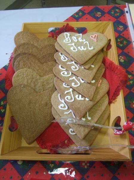 vesterheim cookies