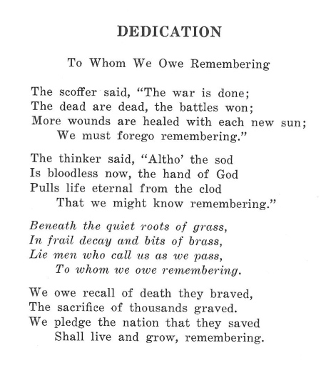 Antietam poem 3