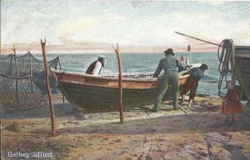 Danish fishermen