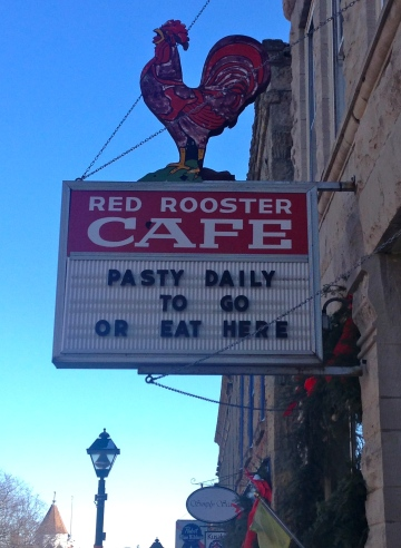 Mineral Point Red Rooster