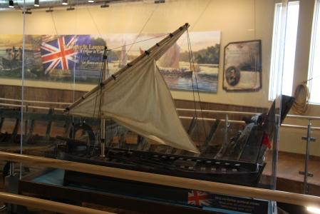 gunboat fort wellington
