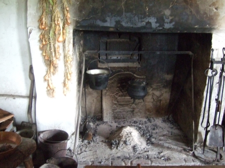 Old Fort Niagara Kitchen