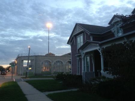 Waupun home & prison