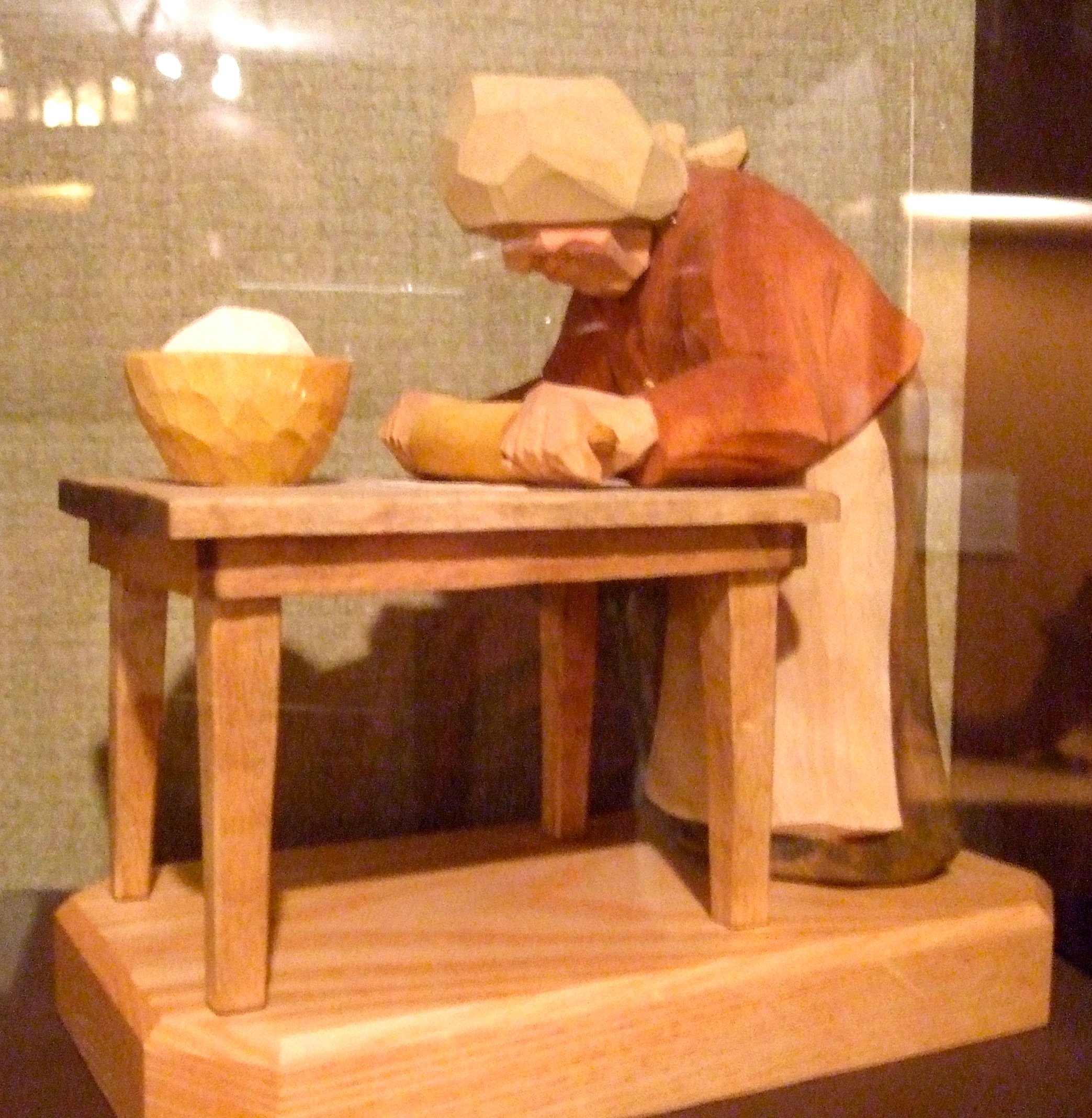Best Wood Chip Carving : Chip carving