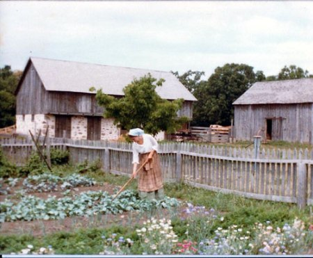 KAE Koepsell garden 1983