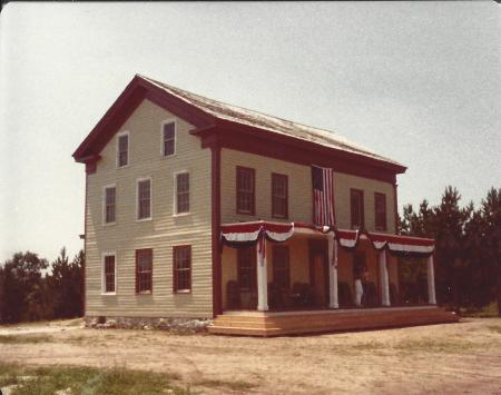 Four Mile Inn, 1982