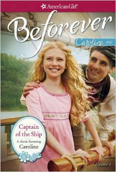 CarolineCaptainOfShipCover