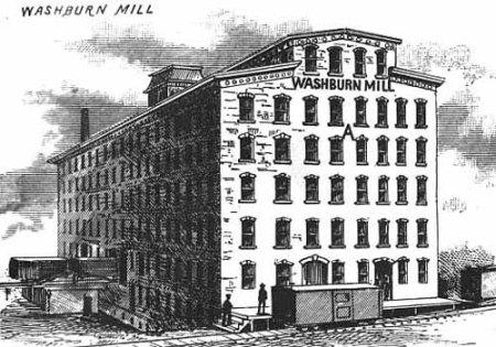 washburn A mill