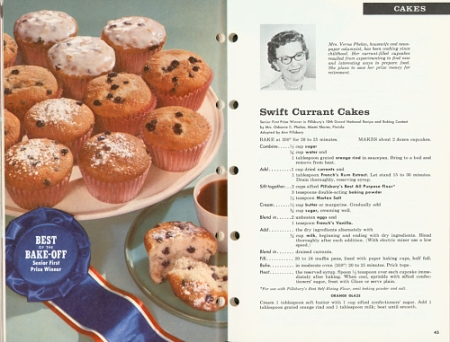 Pillsbury Bake-Off Collection, Archives Center, National Museum of American History