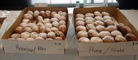 Polish doughnut