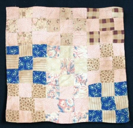 SHSW doll quilt