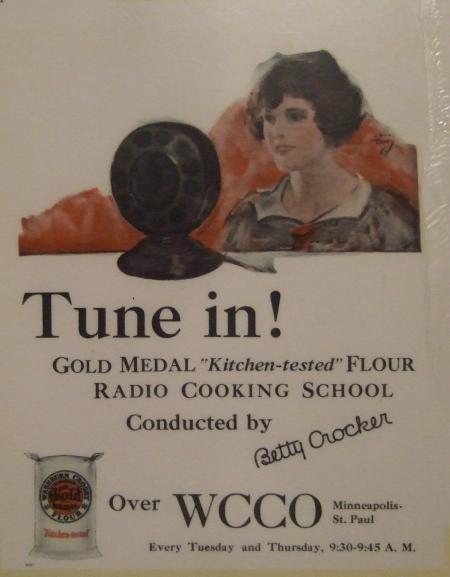 Radio program ad