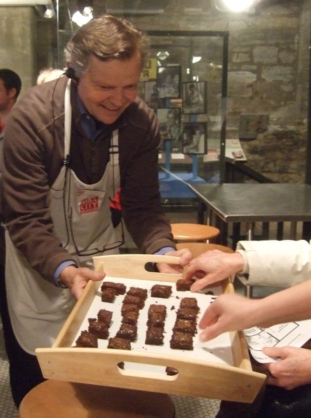 Baking lab, Mill City Museum