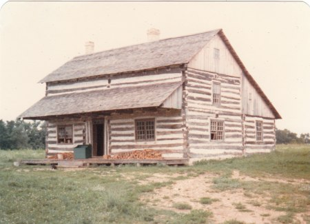 Schottler Farm, Old World Wisconsin, 1981