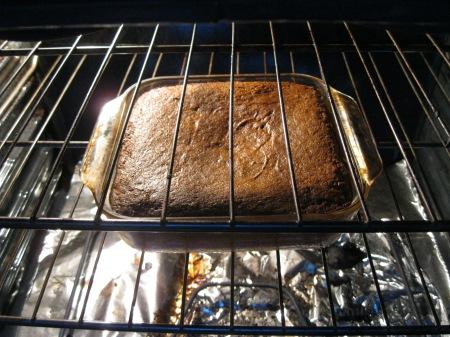 Molasses Cake 4