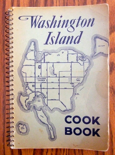 Washington Island Cook Book