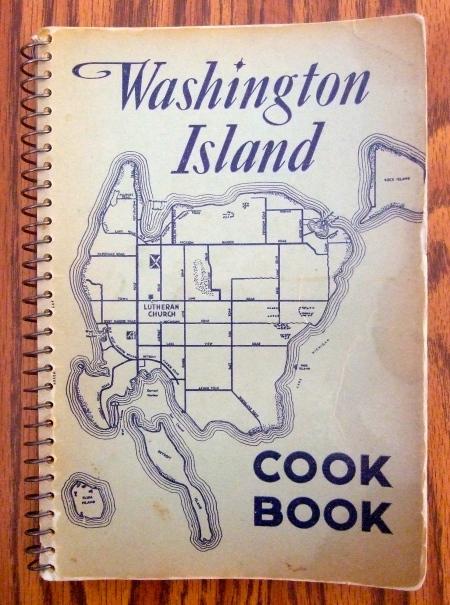 Washington Island Cook Book