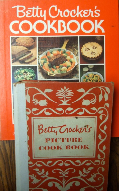 Betty Crocker Cookbooks