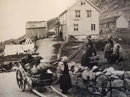 Exhibit, Vesterheim Norwegian American Museum