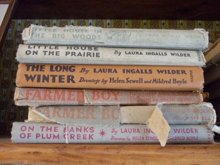 Laura Ingalls Wilder's books