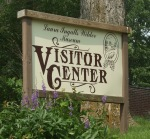 Visitor Center Burr OakIA
