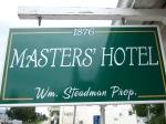 Masters Hotel, Burr Oak,IA