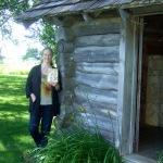 Kathleen Ernst, Laura Ingalls Wilder Wayside, PepinWI