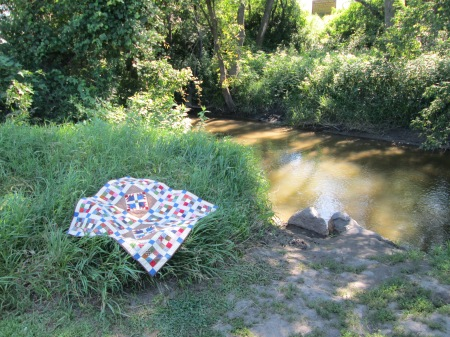 Quilt at Plum Creek