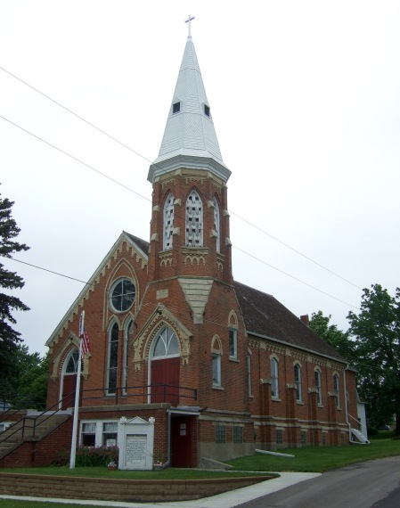 Spring Valley Methodist Church Museum