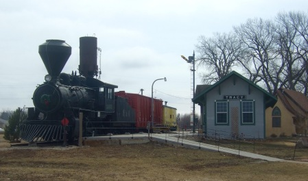 Wheels Across The Prairie museum