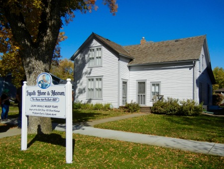 Laura Ingalls Wilder Historic Homes De Smet SD