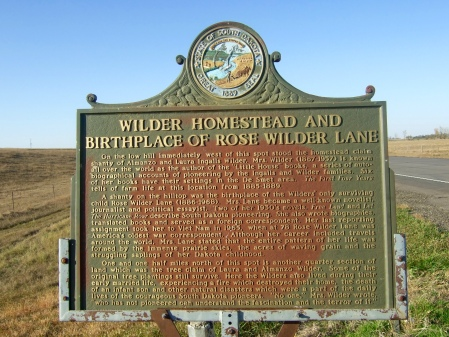 Wilder Homestead De Smet