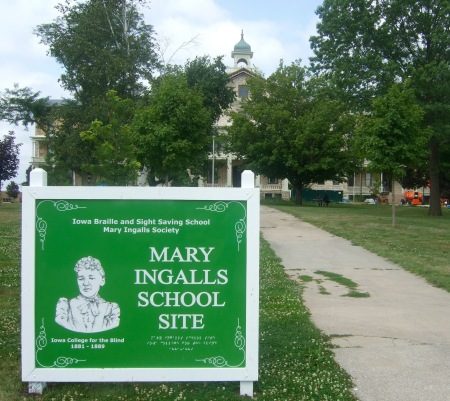 Mary Ingalls School Site